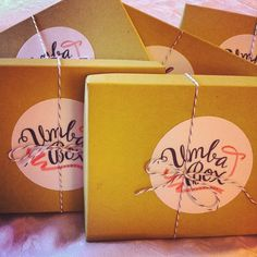 Handmade monthly boxes delivered to your door!  3,6,9,12 month subscriptions available.