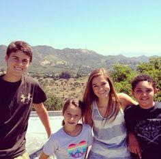 John Luke, Bella, Sadie and Lil Will #DuckDynasty #DuckCommander