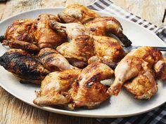 How to Make Barbecued Chicken  From: Trisha Yearwood