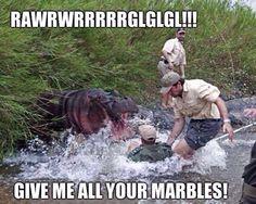 the game, funny pics, laugh, real life, funni, hungri hippo, marbles, board games, hungri hungri