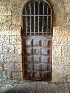 Jerusalem Door-----Vintage Grace
