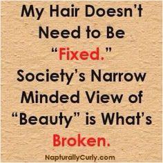 Nuff said! amen, hair mantra, natur hair, cur, true, inspir, hair style, beauti, quot