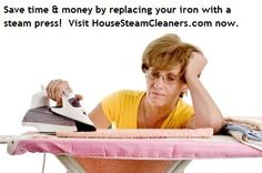 Read #What #is #a #Steam #Press Article at HouseSteamCleaners.com