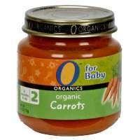 O Organics Baby Food Organic Carrots (7.3/10)