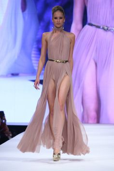 fashion weeks, fairytal gown, style, whoah, freakem dress, michael costello, beauti gown, couture fashion, costello coutur