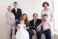 Formal Christmas Family Portrait Ideas