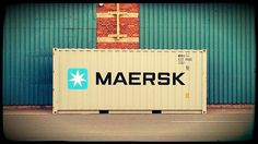 Maersk container spotted by Jonathan Jørgensen