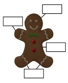 How To Eat a Gingerbread Man - Pinned by @PediaStaff – Please visit http://ht.ly/63sNt for all (hundreds of) our pediatric therapy pins