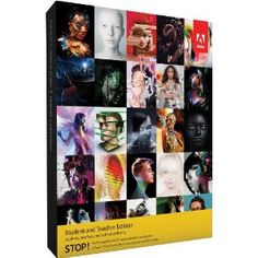 Adobe CS6 Master Collection Student and Teacher Edition