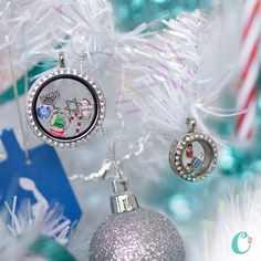 What will you put in your Holiday Locket?  Origami Owl's Holiday collection is now available. Just click on the pic to order.  She'll thank you for it!