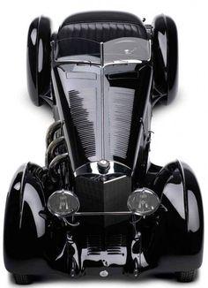 Mercedes Benz SSK Comte Trossi - 1930