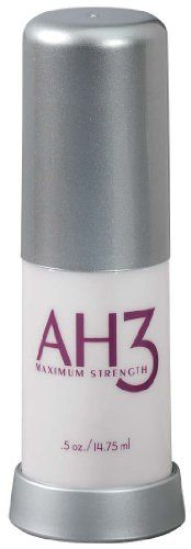 AH3 Maximum Strength G2 by EasyComforts by EasyComforts. $22.09. Look younger in 3-4 weeks with daily use. Maximum-strength AH-3 (acetyl hexapeptide- 3) youth serum softens facial muscle contractions around the eyes, lips and forehead to diminish existing age lines and prevent new ones-without toxic injections or doctor visits. 0.5 oz.