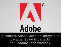 Significado logo @Adobe Systems