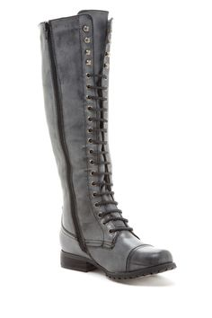 Lace-Up Knee High's
