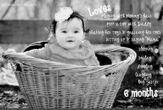 Add Text to Pictures for a Milestone Picture of Child using FREE photo editing software!