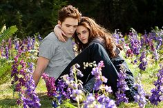 Robert Pattinson, Kristen Stewart Share a Romantic Embrace in New Breaking Dawn - Part 2 Movie Stills