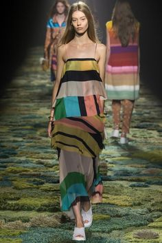 Dries Van Noten Spring 2015