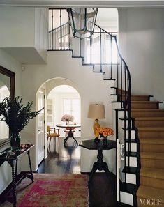 stairs, rug, stairway, entryways, foyer