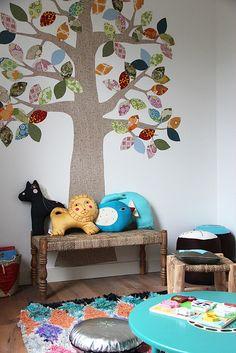 arbre chambre enfant