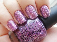 OPI  I have this sparkly polish!