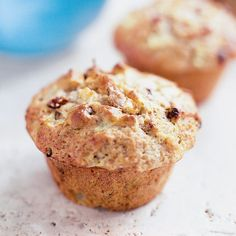 Apple-Cranberry Spice Muffins