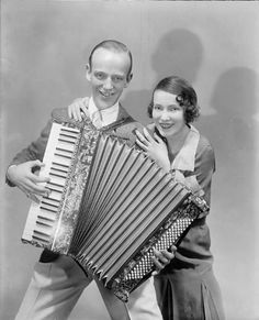 Fred and Adele Astaire