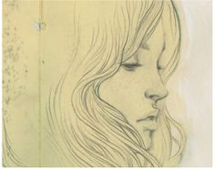Beautiful young girls, pretty young women : female figures in sketches and drawings