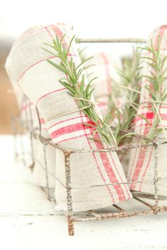 Looks lovely and probably smells lovely, too, with that fresh rosemary!