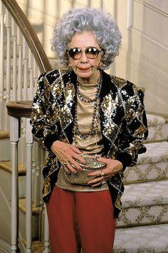 Senior Citizen Diva