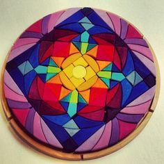Wooden puzzle @Couverture's Instagram photos