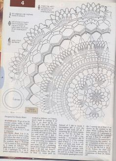 Page 2 of 2  Spring Parade Doily