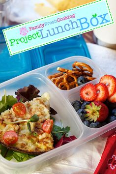 Project Lunch Box on Family Fresh Cooking