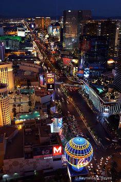✯ City of Lights - Las Vegas, Nevada