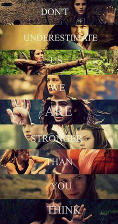 #StrongWomen