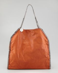 Falabella Tote, Large by Stella McCartney at Neiman Marcus.