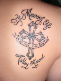 in memory tattoo ideas on pinterest in memory of dope swag and rib. Black Bedroom Furniture Sets. Home Design Ideas