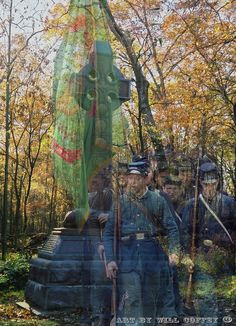 Memories of the Irish Brigade