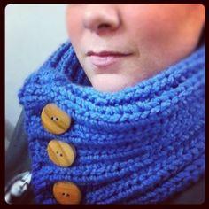 Ideas de cuellos tejidos para invierno. // ideas for knit & crochet cowls for this winter.