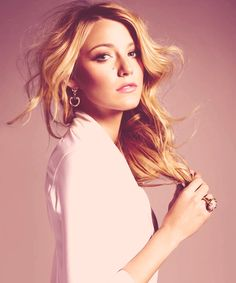 Blake Lively is stunning.