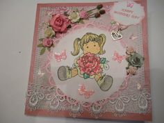 Check out my handmade cards.... they are for sale on ebay handmad card, magnolia stamps