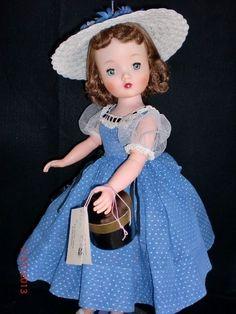 Madame Alexander Cissy Rare Dress
