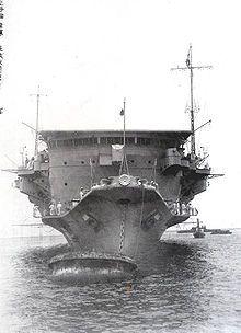 Japanese aircraft carrier Ryūjō