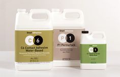 SmartAdhesives - The Dieline - The #1 Package Design Website -