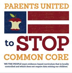 Parents United To Stop Common Core
