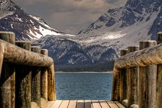 Bow Lake - Alberta, Canada