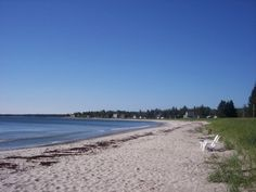 Sandy River Beach, Jonesport, Maine <3