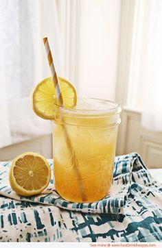 Whiskey Lemonade Recipe  #Summer #Recipe #Drink #Alcohol #Refreshing #Drink