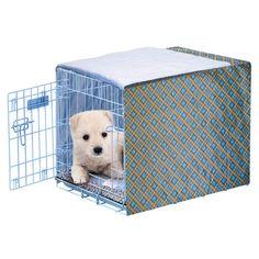 Duvet Crate Cover I in Blue