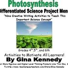 In+a+differentiated+choiceboard+menu+students+choose+from+nine+creative+ways+to+exhibit++their+understanding+of+photosynthesis+and+respiration.++En...