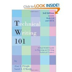 For the intro course--Technical Writing 101: A Real-World Guide to Planning and Writing Technical Content read list